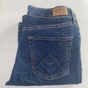 Levi Strauss Modern Boot Cut Jeans - Size 14